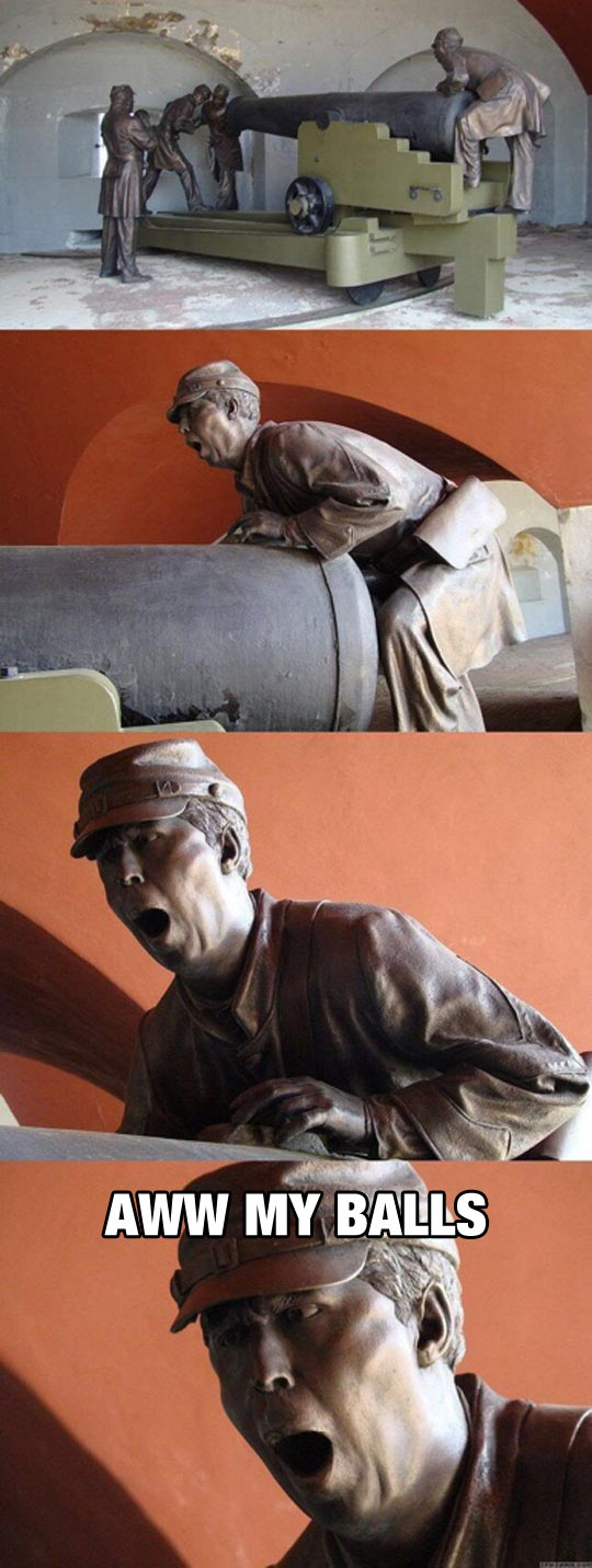 What Was The Sculptor Thinking?