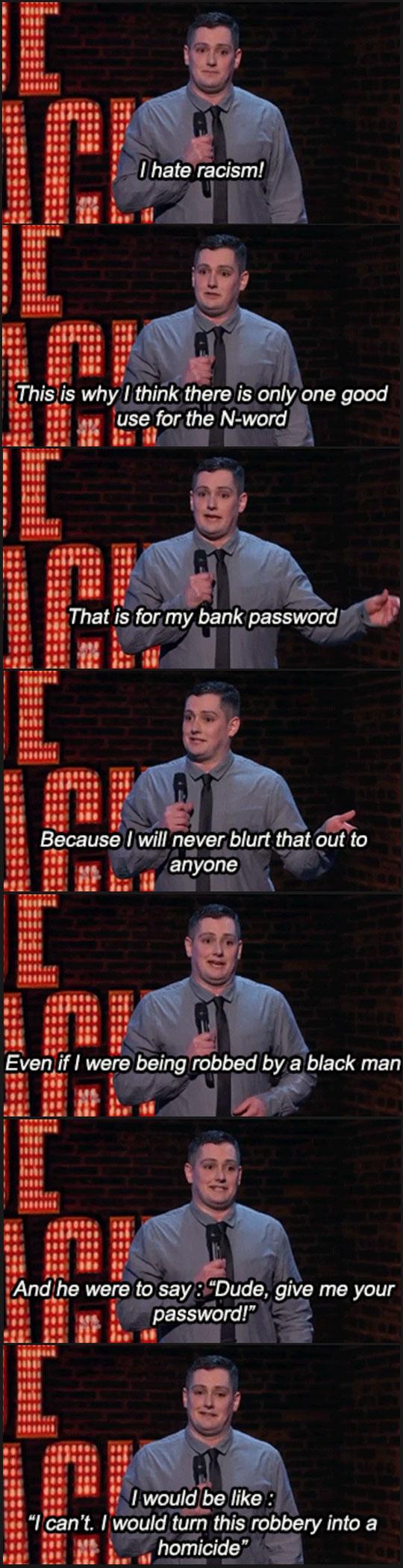 The Best ATM Password