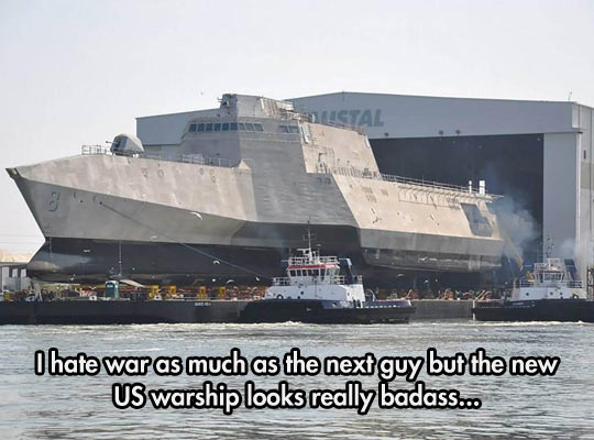 New Littoral Combat Ship