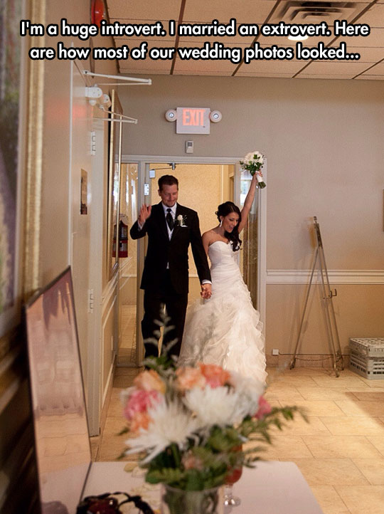 funny-wedding-pictures-introvert-extrovert