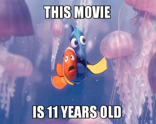 Finding Nemo hug