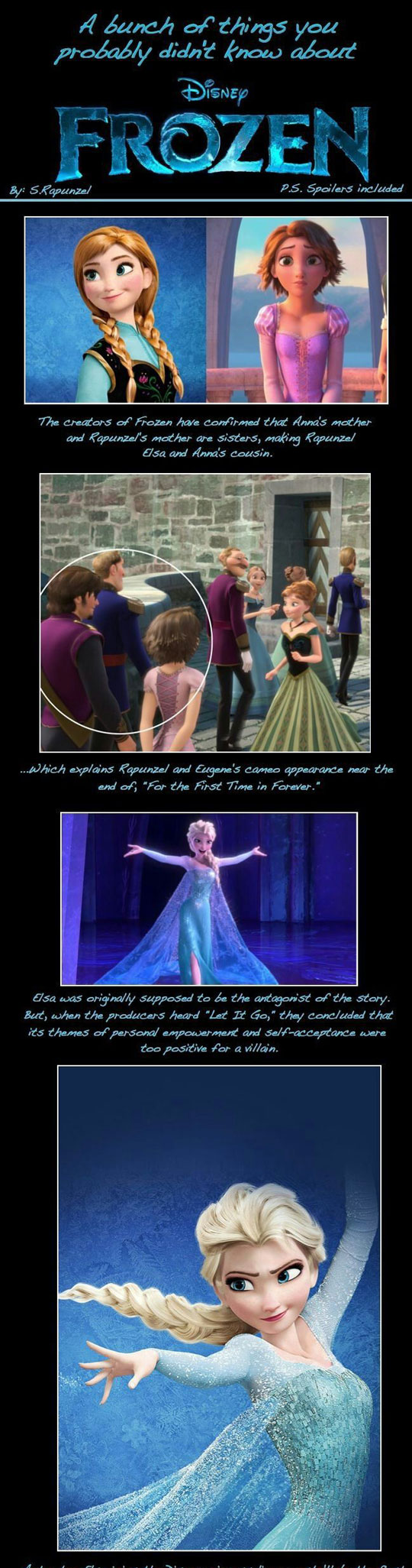 Stuff About Frozen You Probably Didn
