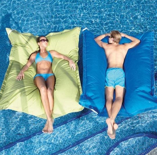 Pool Pillows