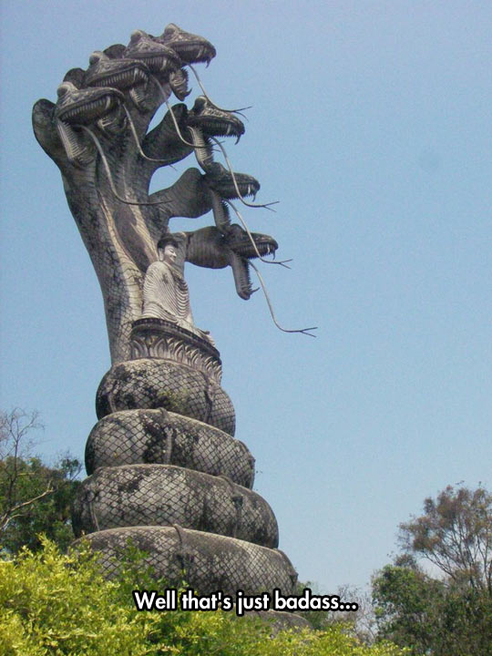 The Naga King Mucalinda