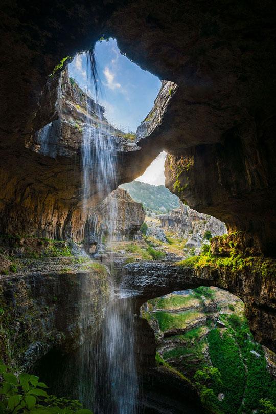 Cave Of Three Bridges