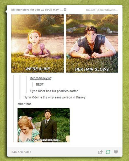 funny-Flynn-Rider-Disney-sane-person