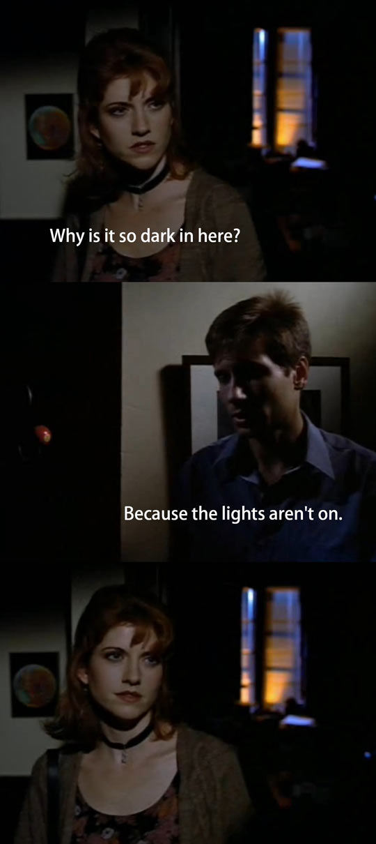 funny-Fox-Mulder-answer-lights
