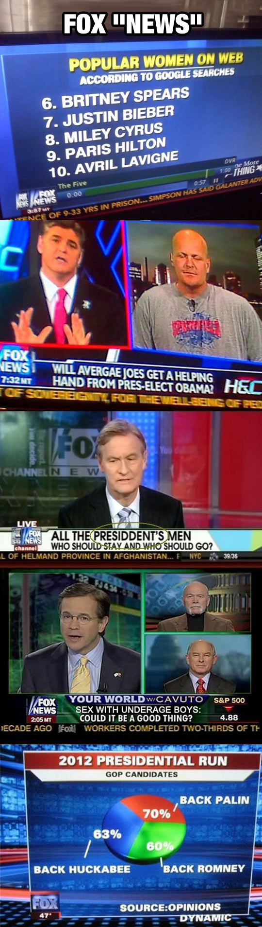 Fox, Please Stop This Madness