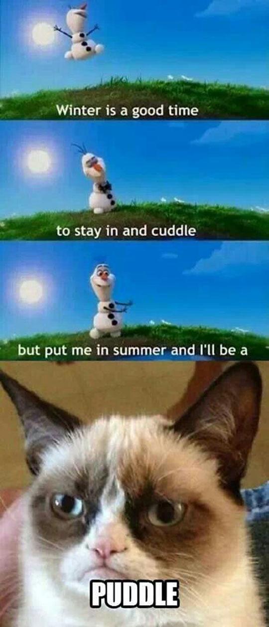 Face The Truth, Olaf
