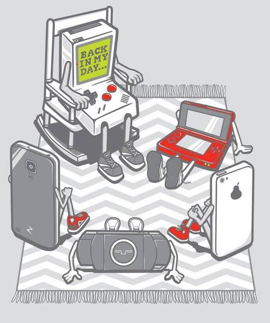 funny-Game-Boy-iPhone-old-comic