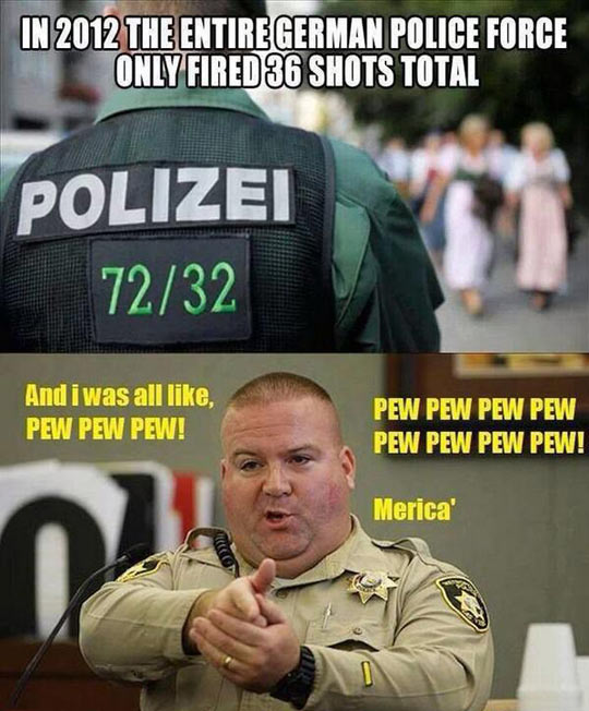 America Police Force