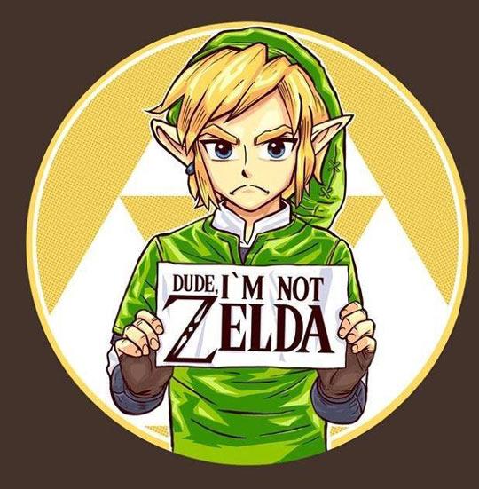 funny-Legend-Zelda-Link-mad