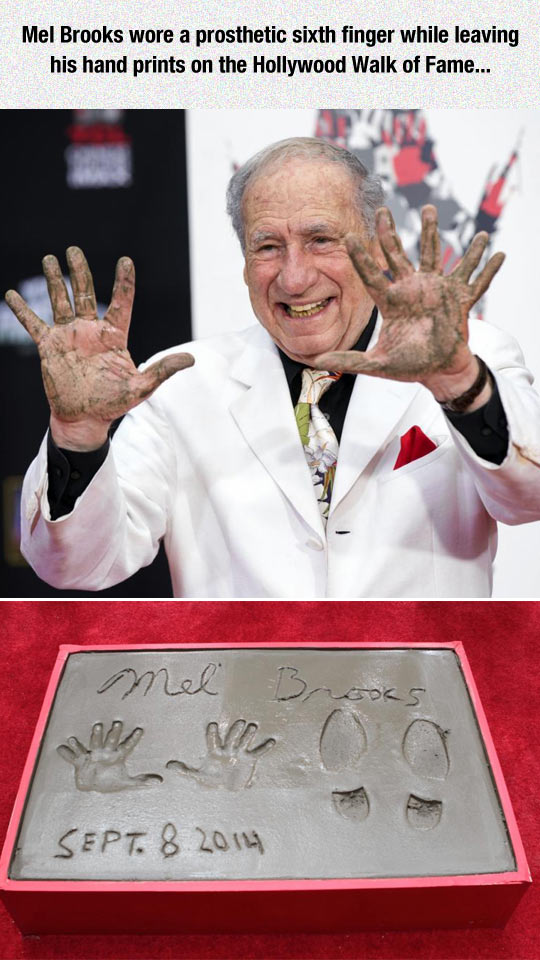 He Really Deserved A Star On The Walk Of Fame