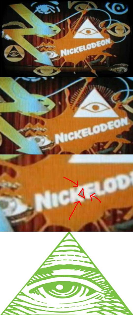 Nickelodeon And The Illuminati
