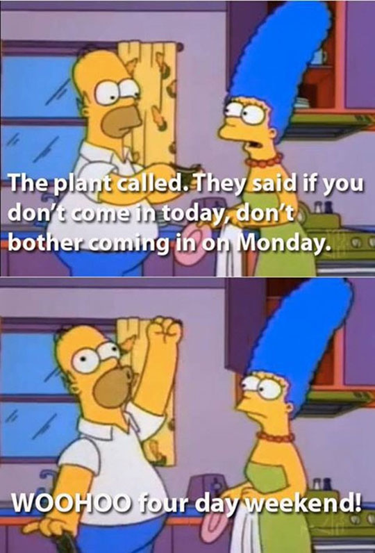 funny-Simpsons-job-four-day-weekend