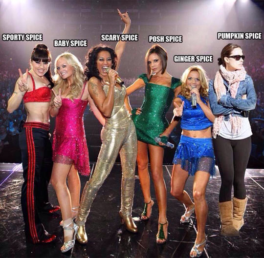 Spice Girls Updated