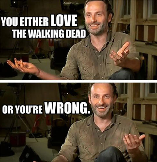 funny-Walking-Dead-wrong-love