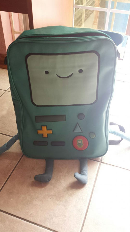 BMO Awesome Backpack