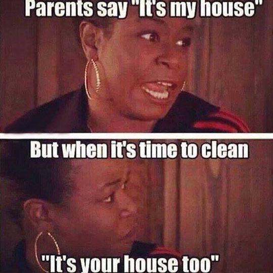 Parents Say It When It