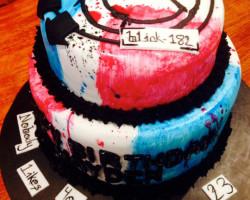 Nobody Likes You Birthday Cake