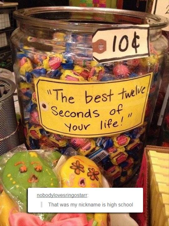 The Best Twelve Seconds