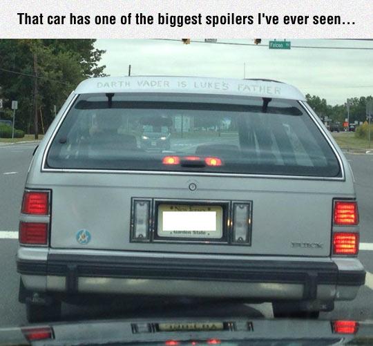 The Biggest Spoilers