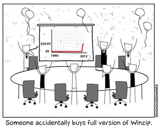 funny-cartoon-Winzip-office-company