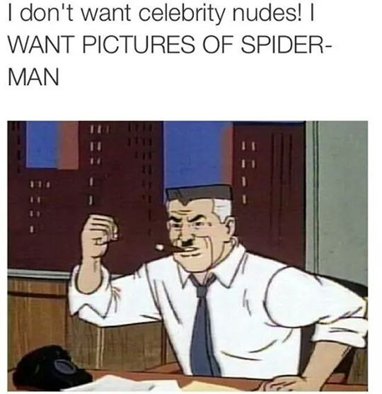 Spiderman Obsession