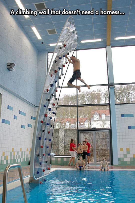 funny-climbing-wall-swimming-pool