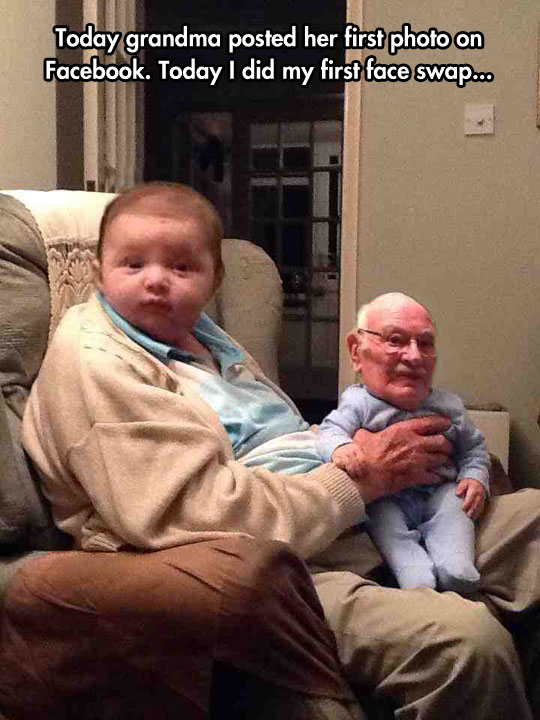 funny-face-swap-baby-grandparent