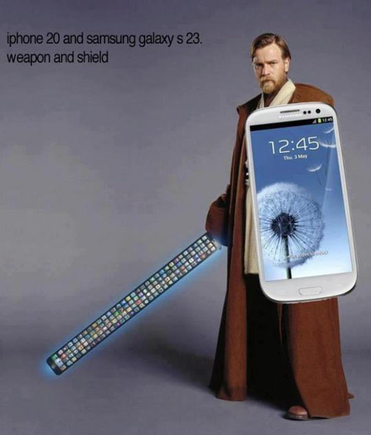 And Nokia As Armor