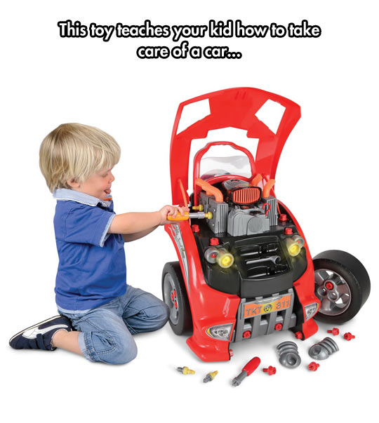 funny-kid-car-motor-toy-tools