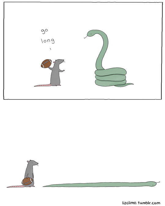 funny-mouse-snake-football-long-comic