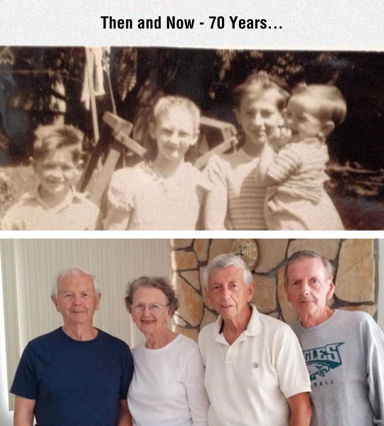 After Just 70 Years