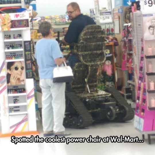funny-power-chair-Wal-Mart