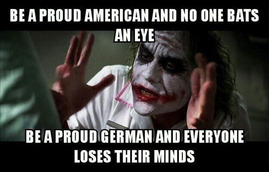 Germany Is A Great Country