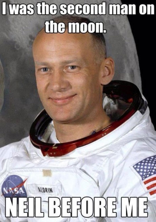 All Hail Aldrin