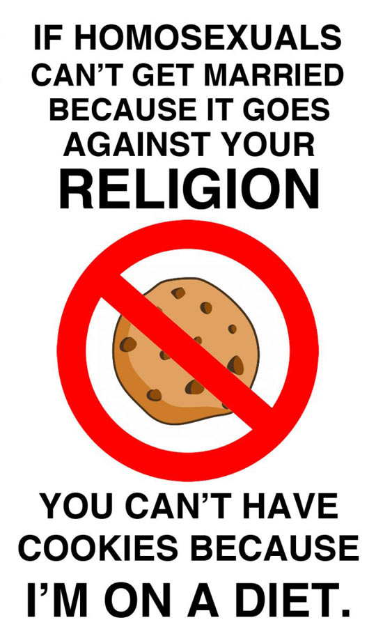 funny-religion-gay-marriage-cookie-diet