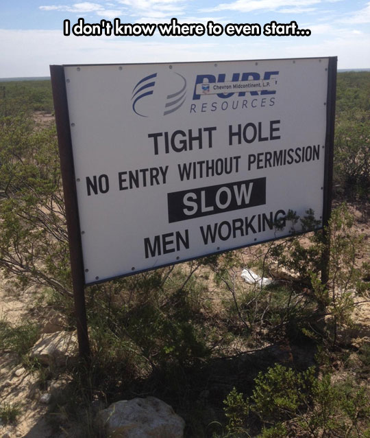 funny-sign-tight-hole-men-working
