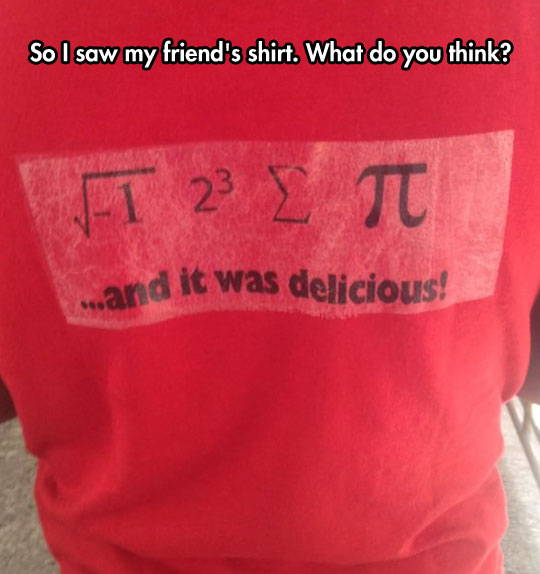 funny-square-root-shirt-food