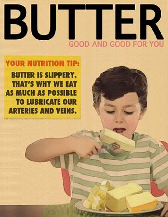 The Importance Of Butter