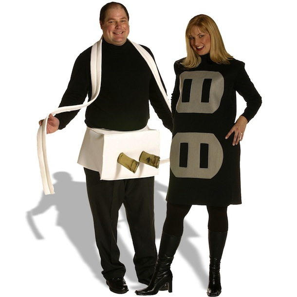 Marriage Adult Relationships: 25 Cheesy Couples Halloween Costumes…