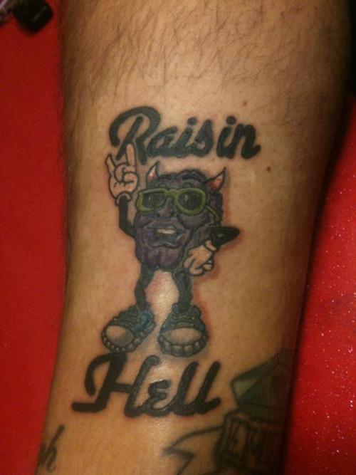 Raisin-hell