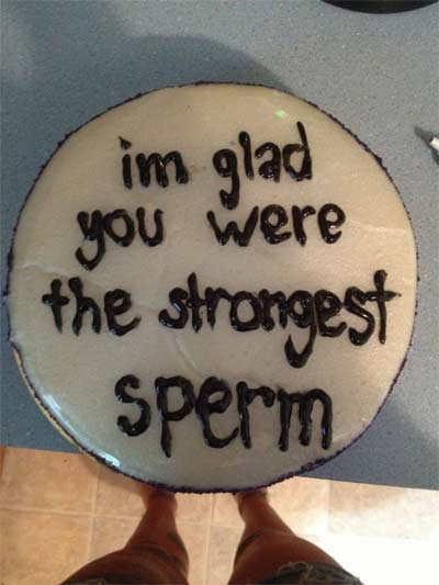 cake-messages-strongest-sperm