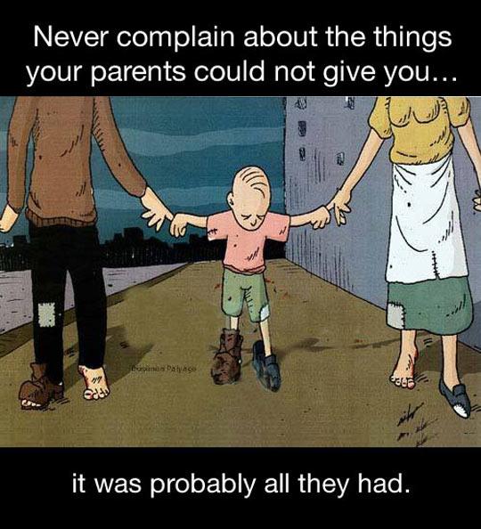 Do Not Complain
