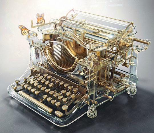 cool-transparent-typewriter-golden
