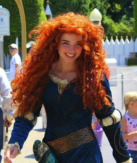 cute-Merida-redhead-girl-Disney