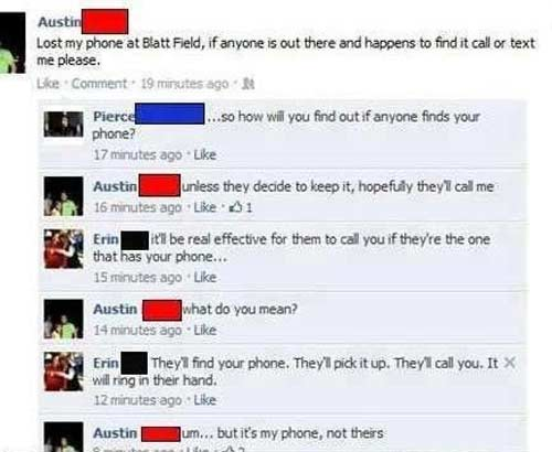 dumbest-facebook-lost-phone