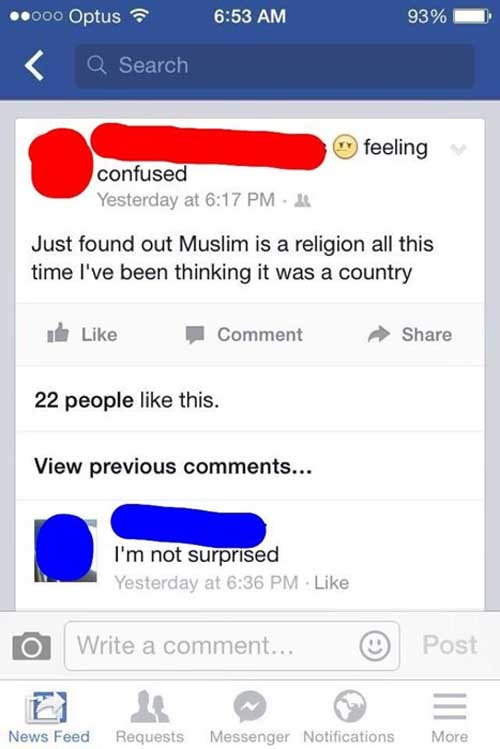 dumbest-facebook-muslim-religion