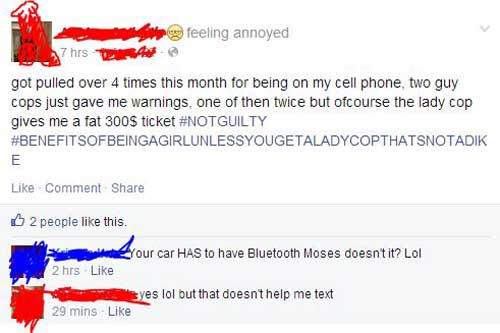 dumbest-facebook-pulled-over-text